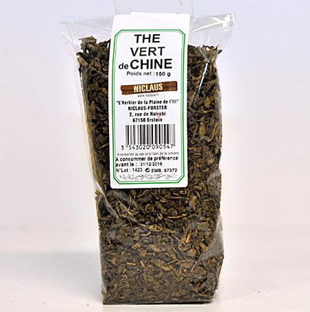 Thé vert de Chine 150g