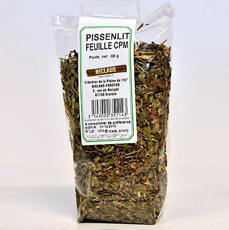 Pissenlit feuilles 65g