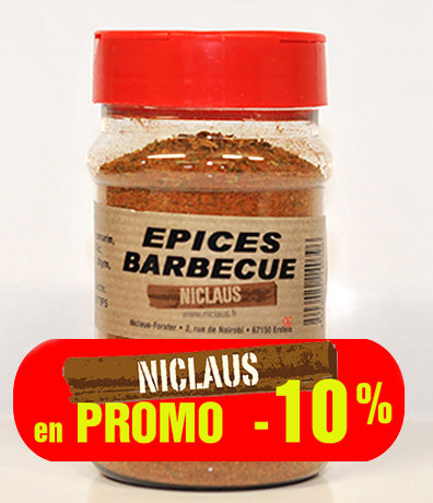 PROMO Épices Barbecue : 150g
