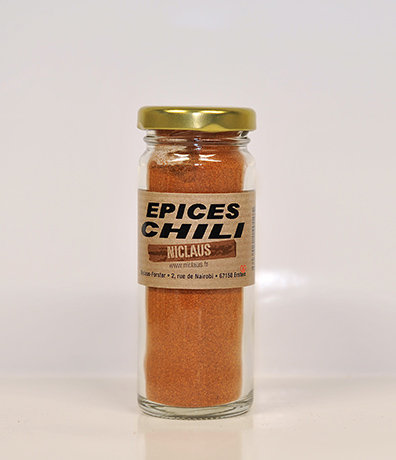 Epices Chili 40g