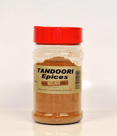 Epices tandoori 120g