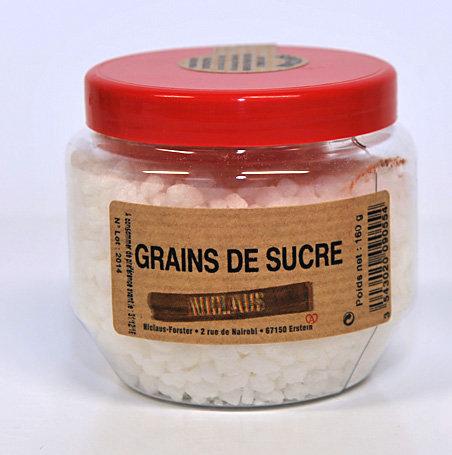 Grains de sucre 160g