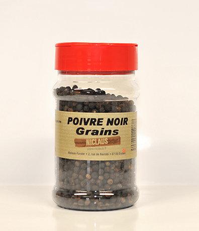 Poivre noir grains 150g