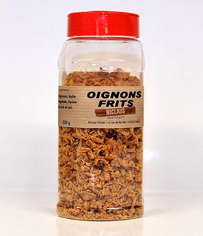 Oignons frits 220g