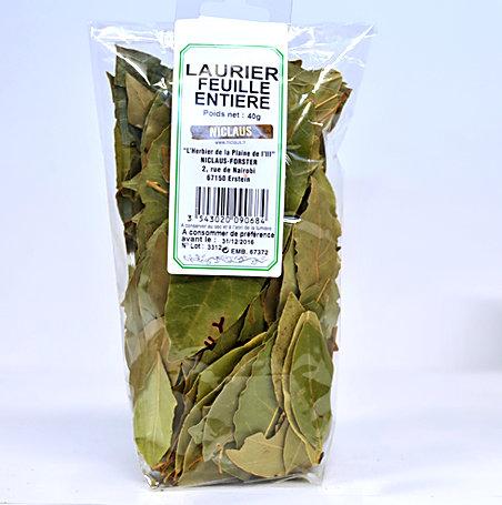 Laurier feuilles 40g