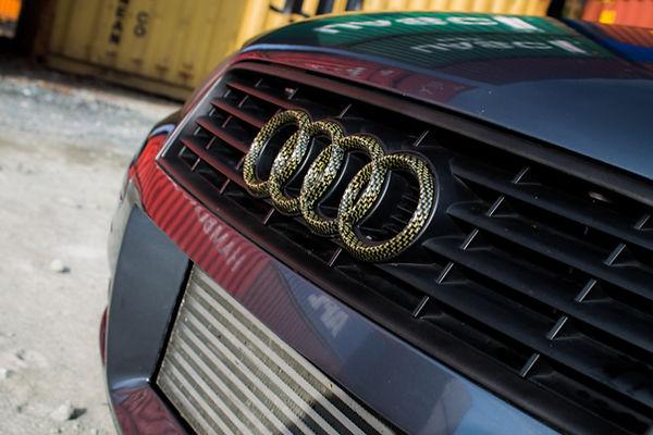 Audi A3 R30 Turbo