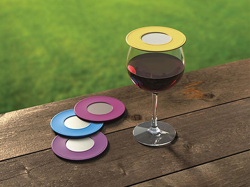 Ventilated Wine Glass Covers