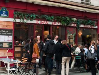 Notre vin distribué par La cave du Barav' à Paris