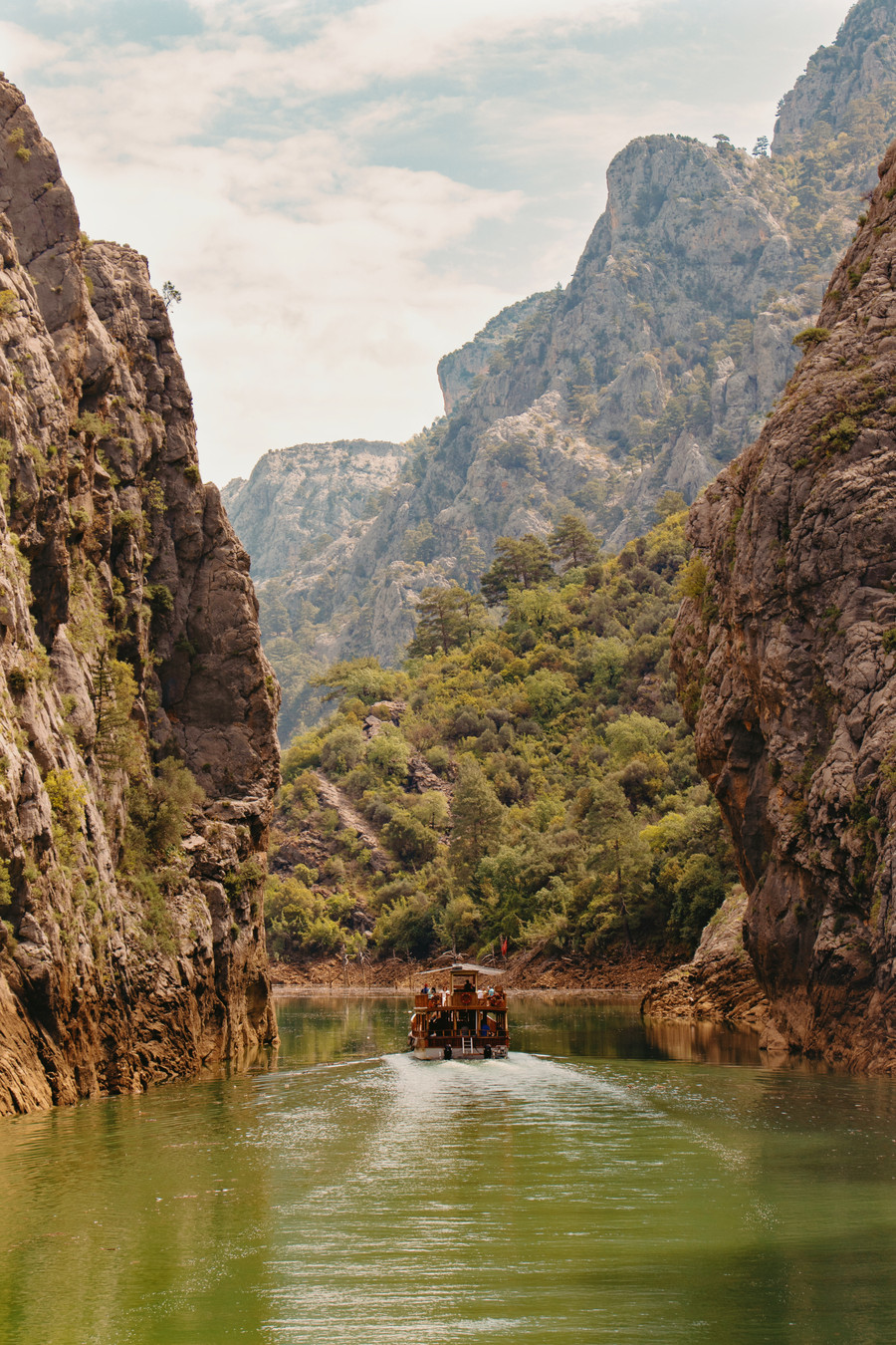 The Green Canyon, Manavgat #1