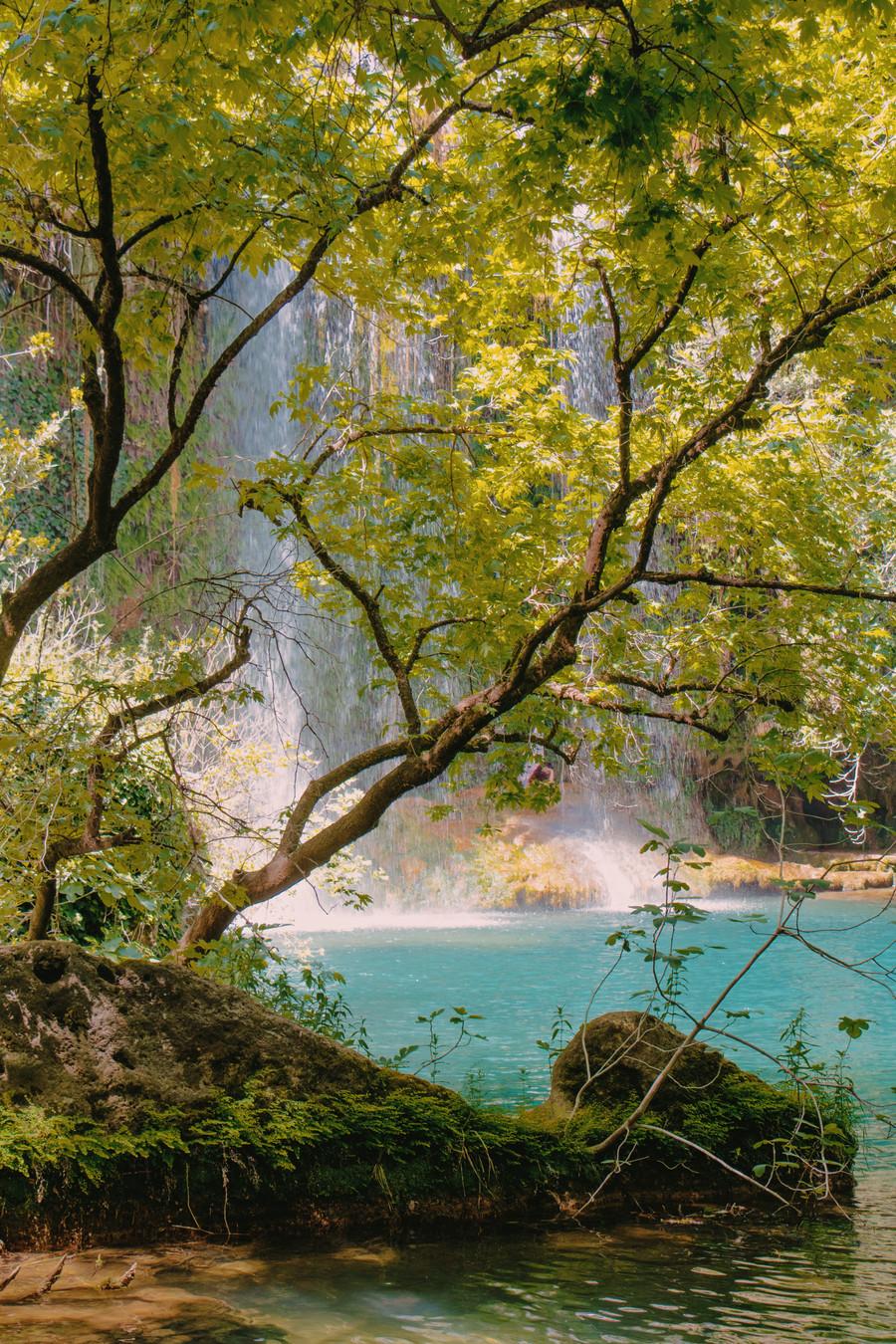 Düden Waterfalls, Antalya #2