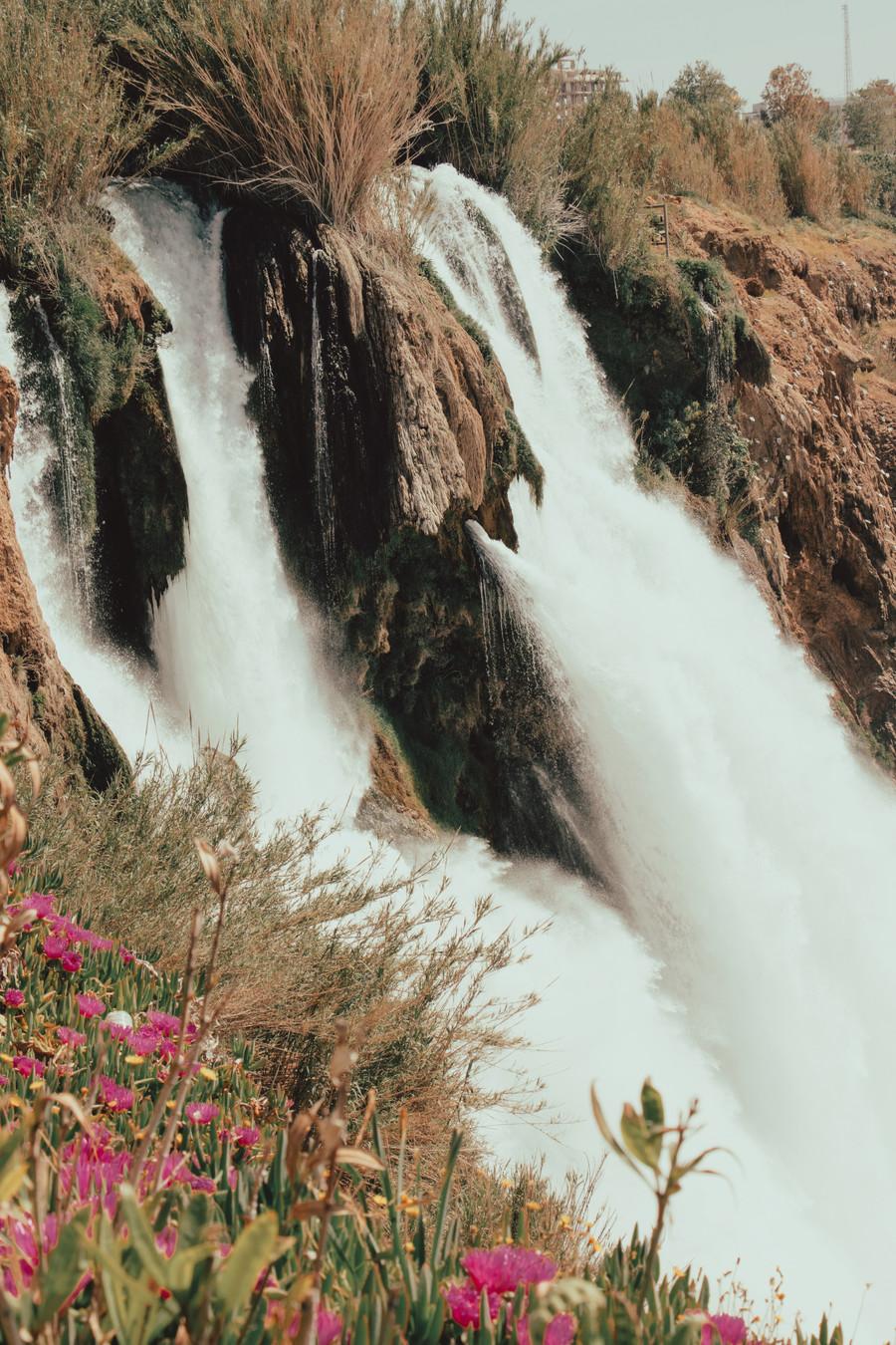 Düden Waterfalls, Antalya #1