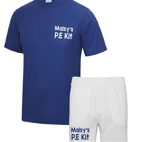 copy of Personalised P.E School Kit