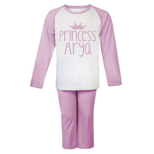 Personalised Princess Name