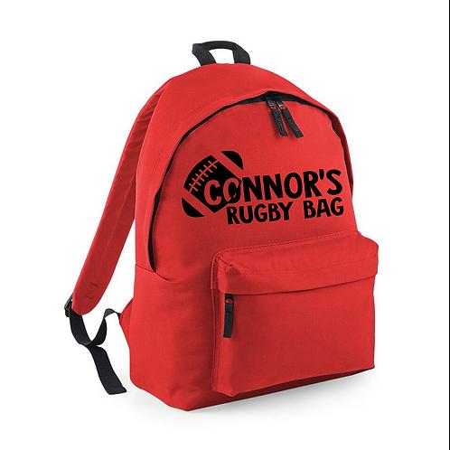 Rugby Bag Backpack