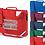 Thumbnail: Personalised  Strap Bookbag