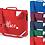 Thumbnail: Personalised Name Strap Bookbag