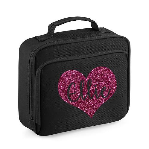 Heart Lunch Bag