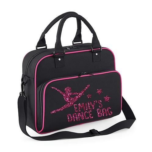 Splits Dance Bag Glitter