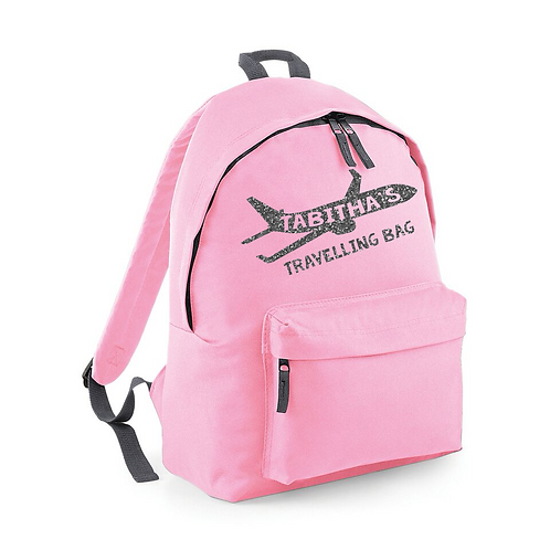 Name Travelling Backpack