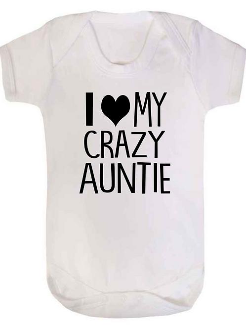 I Love my Crazy Auntie