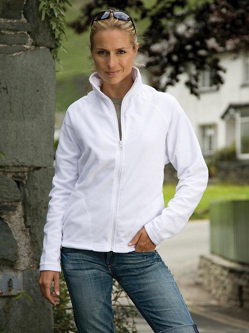 Personalised Core Microfleece Jacket