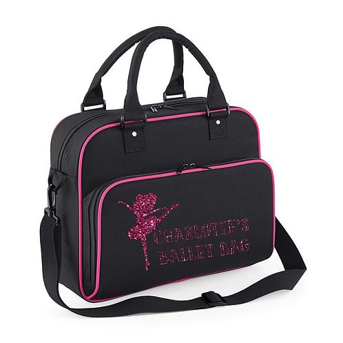 Ballerina Dance Bag Glitter