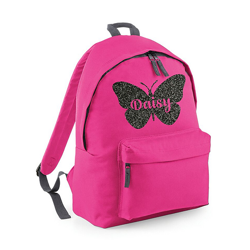 Butterfly Name Backpack
