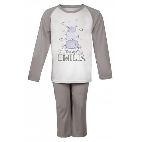 Sleep Tight Personalised Pyjamas