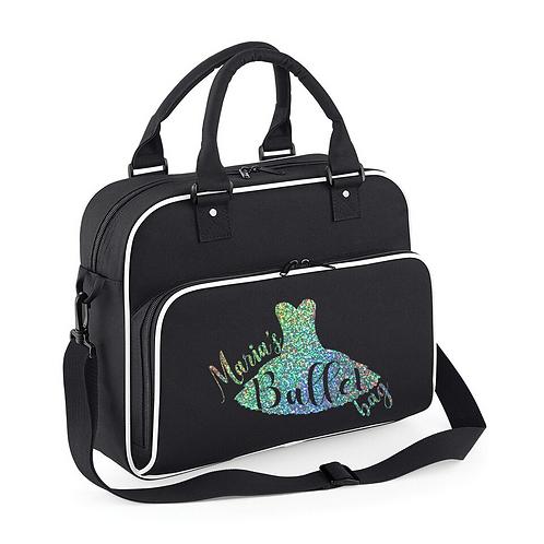 Ballet Skirt Dance Bag Glitter