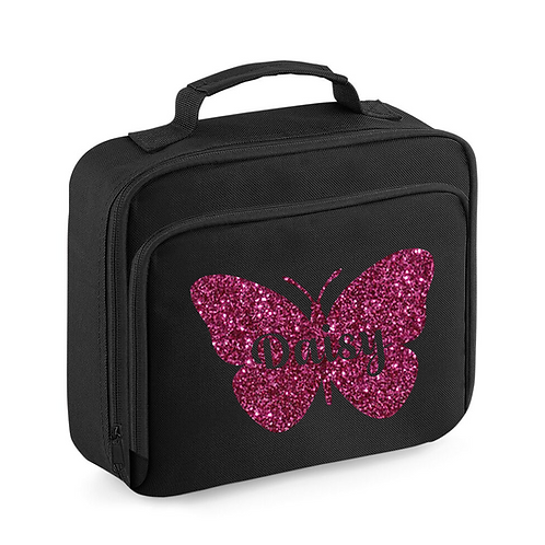 Butterfly Lunch Bag