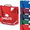 Thumbnail: Personalised Unicorn Strap Bookbag