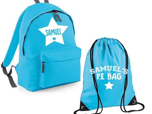 Star Bag and PE Set