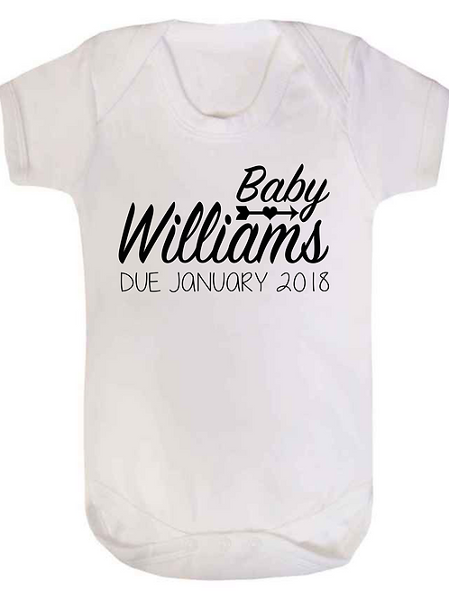 Baby Due