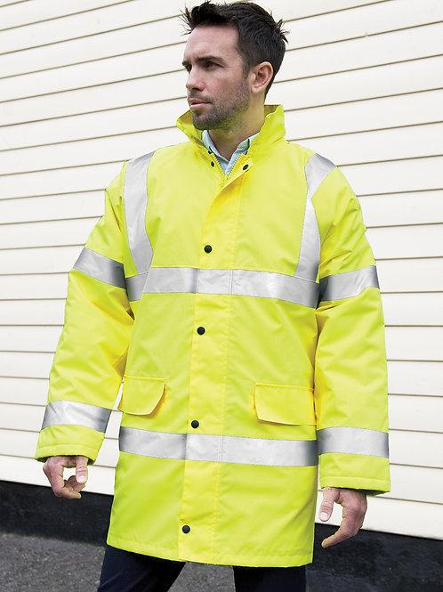 Personalised High-Viz Coat