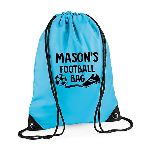 Football Bag Drawstring
