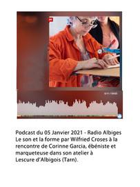Podcast Radio Albiges 05/01/2021