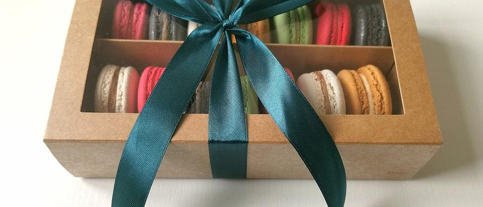 Box of 14 Macarons