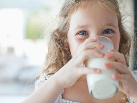 Il latte intero difende i bambini da sovrappeso e obesità