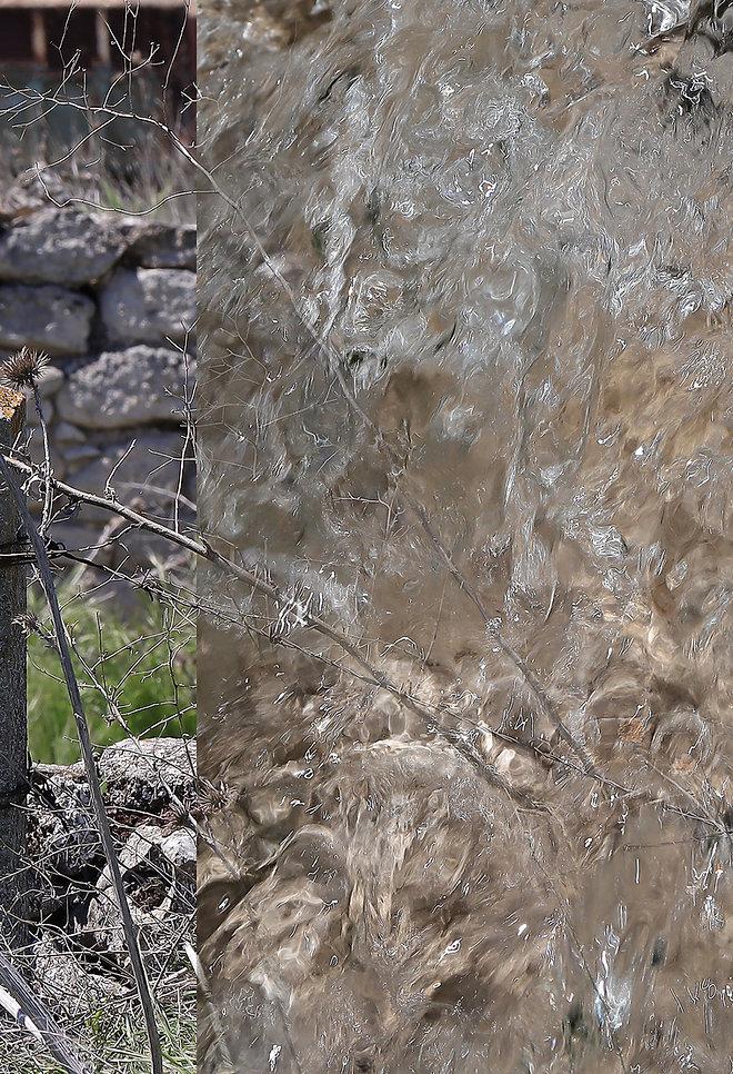 Serie Superpuestos: Water and land