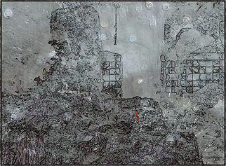 Dibujo (Fotograma) 50 x 68 cm