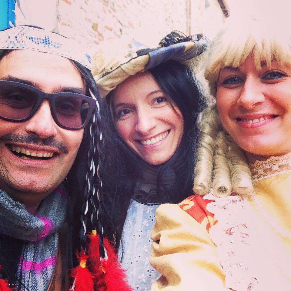 Pierre, Chrsitelle & Aurore