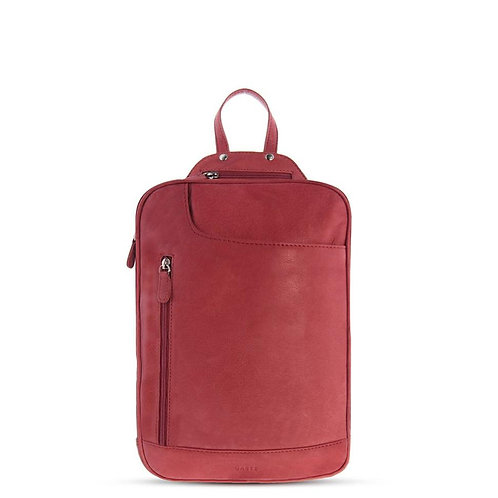 Emma Mini Leather Backpack