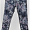 Thumbnail: WEDNESDAY LULU Hibiscus Flower Reversible Jean