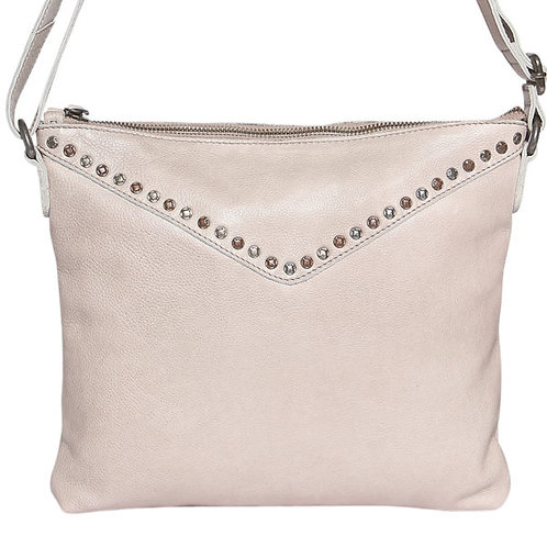 Ladies Leather Shoulder/Cross Body Bag 5964
