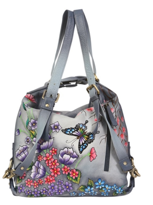 Modapelle Hand Painted Collection Hobo/Backpack3151
