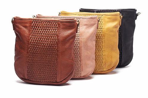 Rugged Hide/Oran Mabel Soft Leather Crossbody Bag RH-2250