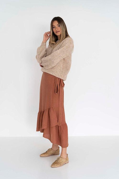 HUMIDITY LIFESTYLE Macy Wrap Skirt HW21600