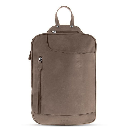 Emma Large Leather Backpack