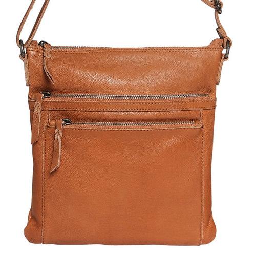 Ladies Leather Shoulder/Crossbody Bag 5969