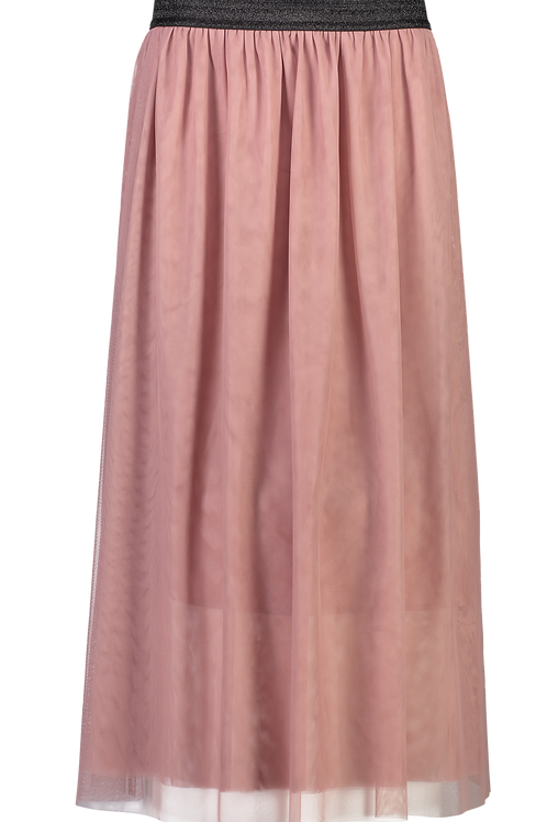 FOIL Tulle Be Right Skirt Rosewood 6440